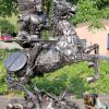 Металлические скульптуры